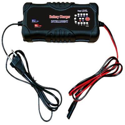 Batterieladegerät für 12 Volt Säure Batterien