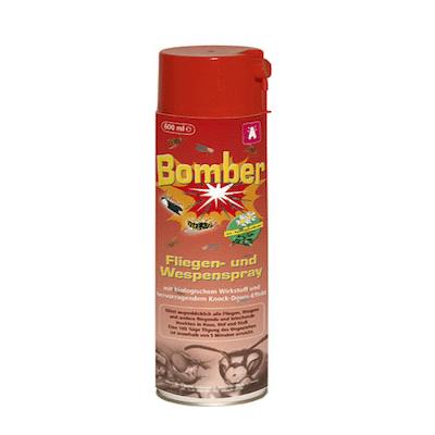 Bomber Aerosolspray gegen Fliegen und Wespen