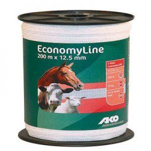 Breitband EconomyLine 12,5 mm 200 m - AKO