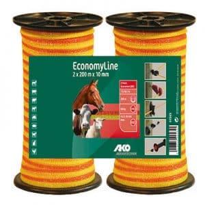 Breitband EconomyLine Doppelpack 10 mm - AKO