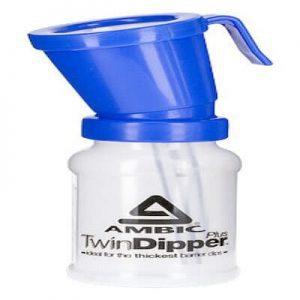 Dippbecher NonReturn Twin