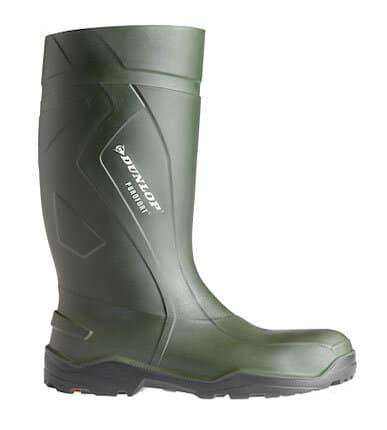 Dunlop Purofort + S5 Sicherheitstiefel mit Stahlzwischensohle