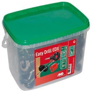 Easy Drill Ringisolator EDX mit kurzer Stütze Eimer