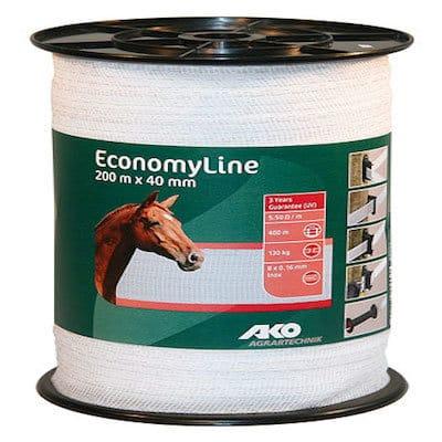 EconomyLine 40 mm 200 m - AKO