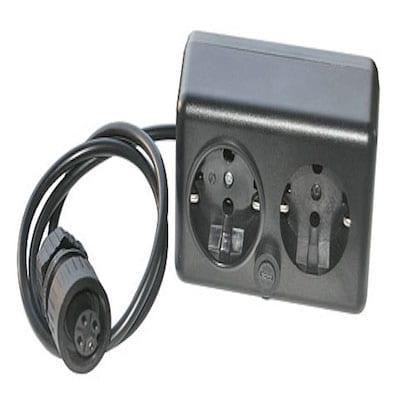 Ein / Aus Schaltadapter für 230 Volt Geräte