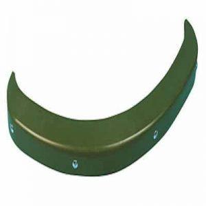 Ersatz Schutzkante für Eckfuttertrog grün