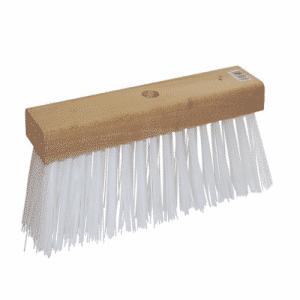 Ersatzbesen weiß 35 cm breit