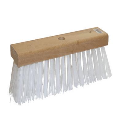 Ersatzbesen weiß 35 cm