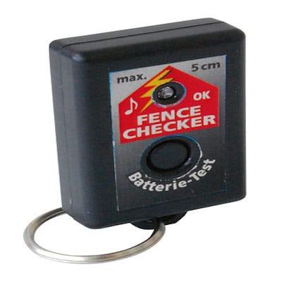Fence Checker Zaunprüfer