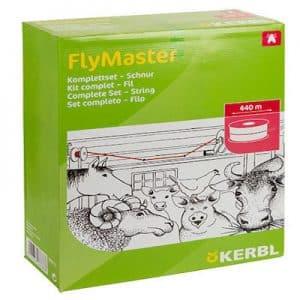 FlyMaster Fliegenschnur Komplett Set - KERBL