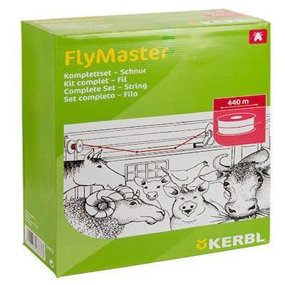 FlyMaster Fliegenschnur Komplett Set