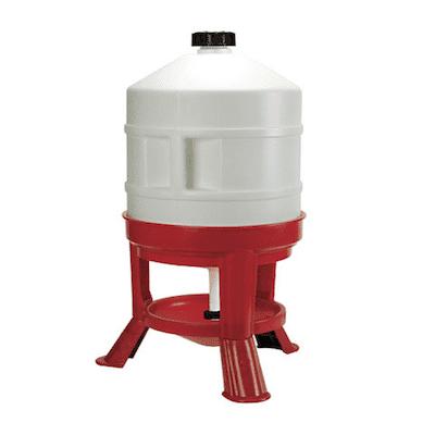 Geflügeltränke 30 Liter Füllmenge
