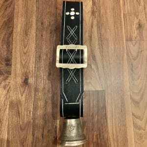 Glocken 11 , 5 cm mit Riemen