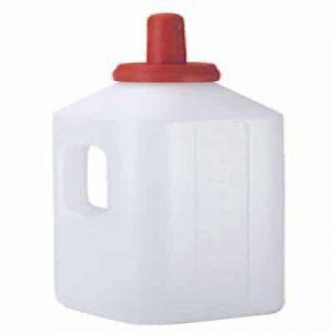 Kälbermilchflasche komplett