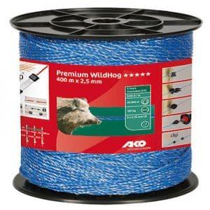 Premium Wildhog Weidezaunlitze