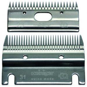 Schermesser Heiniger 31 / 23 Zähne