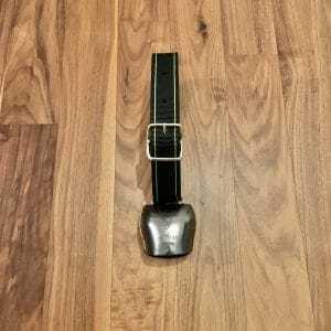 Schweizer Froschmaulschelle Nr. 4/0 mit 4cm Riemen - Agrarversand Eder