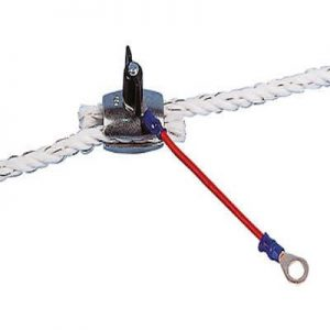Seilanschlusskabel mit Kabelöse