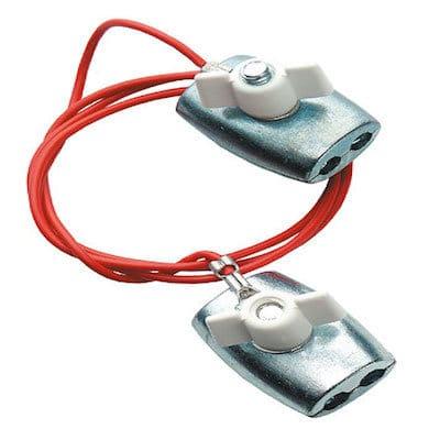 Seilkupplung für 6,5 mm Elektroseile