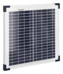 Solarmodul 15W mit Winkelstecker