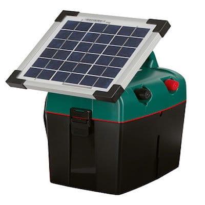 Solarmodul 4 Watt für Weidegerät