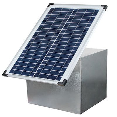 Solarmodule Mobil Power AN