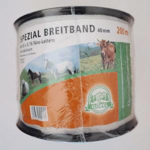 Spezial Breitband 40 mm 200 m - GÖBEL