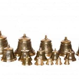 Tiroler Glocken - Kuhglocken mit Stift