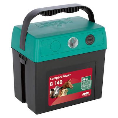 Trockenbatteriegeräte mit 9 Volt