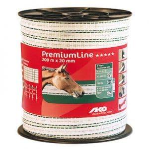 Weideband PremiumLine 20 mm - AKO