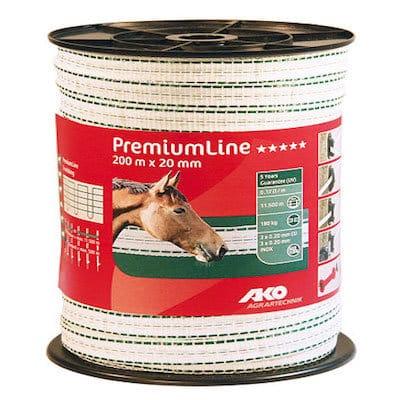 Weideband PremiumLine 20 mm 200 m