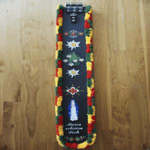 Riemen Maria schütze Dich von Stickerei Eder
